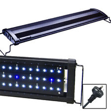 Beamswork Aquarium Fish Tank Aqua LED Light 180cm 84W 10,000k 6FT Blue White