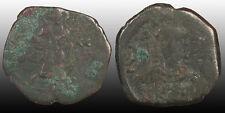John Ii Comnenus - Ae Half Tetarteron - Thessalonica mint 1118-1143 - Sear 1954