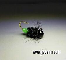 New listing 3 Pack UV Glow  Bug Jigs Crappie Bass Walleye