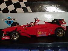 1:18 Eddie Irvine~Ferrari/310B~1997~Minichamps #180-970006