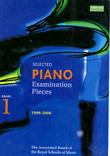 ABRSM Piano Exam Pieces 1999-2000, Grade 1