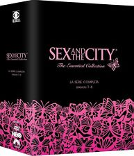 Sex and the City - The Essentials Collection (18 DVD) - ITA ORIGINALE SIGILLATO-