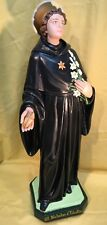 """St. Nicholas of Tolentine 26"""" PRAY TO HIM FOR YOUR DECEASED LOVED ONES"""