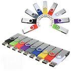 Swivel 1/2/4/8/16GB USB 2.0 Flash Drive Memory Stick Pen Storage Thumb U Disk J