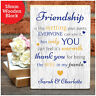 Novelty Funny Personalised Gifts for Best Friends Friendship Christmas Birthday