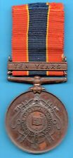 More details for national fire brigades asso - long service medal - 10226 g e barnacle - warwick