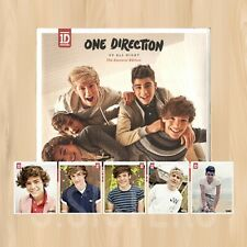 +5 BONUS TRACKS---> ONE DIRECTION Up All Night (The Souvenir Edition) 1D CD 0320