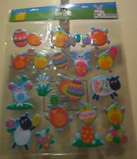Easter Sticker Decoration