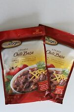 2 Pack Mrs. Wages Chili Base Tomato Mix (5-Ounce Package) New Canning Tomato
