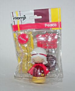 NEW in Package 2010 Momiji PEACE Hidden Secret Message Doll