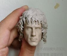 1/6 scale Custom blank Head Sculpt Sylvest Stallone Rambo unpainted