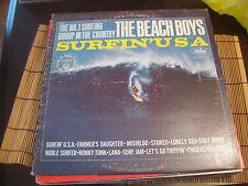 Beach Boys; Surfin USA on LP