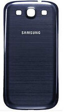 New OEM Samsung Galaxy SIII i9300 Battery Door (Dark Blue)