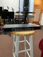 New listing dbx 223 stereo 2-way/Mono 3-way Crossover