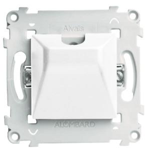 SCHNEIDER ALOMBARD - ALVAIS Sortie de câble 20A ALB81096 blanc NEUF