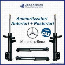 KIT 4 AMMORTIZZATORI ANTERIORI + POSTERIORI MERCEDES CLASSE B - W245 - 2005>2011