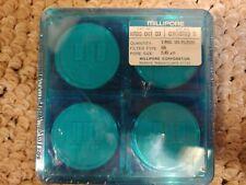 Millipore Isopore Filters HABG04700  0.45μm Black Gris 47mm 100 Qty Sealed