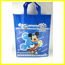 CLEARANCE NEW Mickey Minnie Mouse Kids Girl Re-Usable Shopping Carry Hand Bag