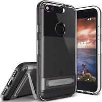For Google Pixel/XL Case VRS®️[Crystal Bumper] Clear Slim Bumper Kickstand Cover