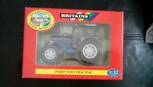 RARE BRITAINS  FORD 5610 TRACTOR (WITH SIDE WHEELS) 9527