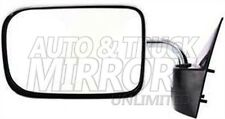 87-96 Dodge Dakota Driver Side Mirror Replacement - Textured