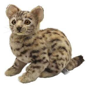 Real stuffed animal HANSA Hansa No. 7844 Bengal wildcat 35