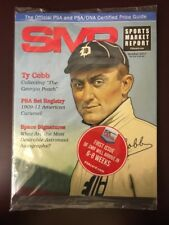 SMR/PSA Sports Market Report Price Guide Ty Cobb October 2017