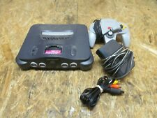 Nintendo 64 N64 Console NUS-001 ( LOT 3337)