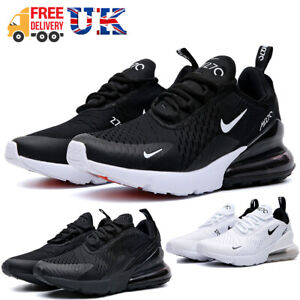 Unisex Adults Air Max 270 Running Sports Trainers Sneakers Air Cushion Shoes