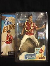 Elvis Presley~Blue Hawaii Action Figure~McFarlane Toys~Licensed~NIB