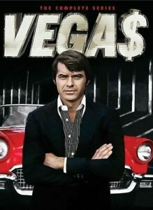 VEGAS: THE COMPLETE SERIES NEW DVD