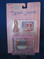 Kenner Crystal's Secrets Collection Beauty Bubbles Bathroom