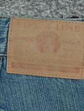 Life and Limb mens jeans 38 waist leg 38.