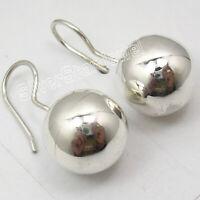 """Dangle Earrings 1.2"""" Women Wholesale Jewelry Sterling Silver"""