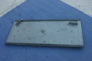 02-13 AVALANCHE ESCALADE EXT BED TONNEAU PANEL COVER GENUINE FACTORY OEM #3