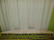 "Borussia Dortmund/FC Bayern München Fan Schal ""12.05.2012 DFB POKAL FINALE"""