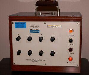Vintage HEATHKIT Lab Power Supply Test Unit Eppley Laboratory 110V or 12V