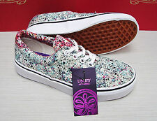 3663c3b5df Vans Era 59 Liberty Speckle True White Women s Size  5