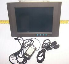 "ADVANTECH 15"" COLOR FLAT LCD PANEL TOUCHSCREEN MONITOR FPM-3150TV-T"