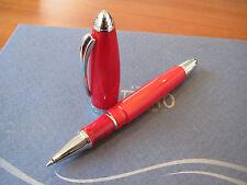 Nettuno Tridente Corallo resin rollerball pen N71/R Mint