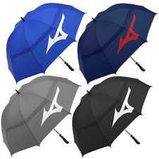"MIZUNO TOUR AUTHENTIC 68"" VENTED DOUBLE CANOPY GOLF UMBRELLA / NEW 2020 MODEL"