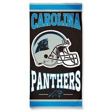 NFL Carolina Panthers WinCraft Fiber Reactive 30 X 60 Beach Pool Dorm Towel