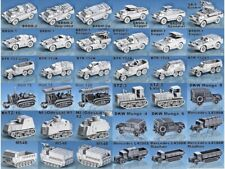 Army Military Vehicle Tanks Trucks in 1/100 1/87 1/76 1/72 scale un painted