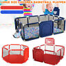 Baby Safety Play Yard Fence Kid Toddler Activity Center Indoor Outdoor Playpen !