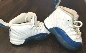 Toddlers Air Jordan 12 Retro  Athletic Basketball Shoes Boys Size 5c 850000 113