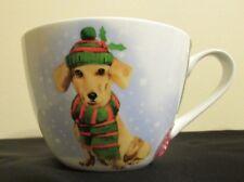 Dachshund - Dog - Holiday - Large Coffee / Tea Mug - Portobello by Design- New