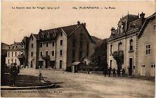 CPA  La Guerre dans les Vosges 1914-1915 - Plainfaing - La Poste  (455576)