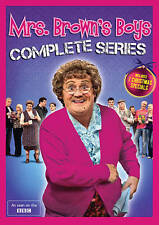 MRS BROWNS BOYS - COMPLETE SERIES 1, 2, 3 + CHRISTMAS SPECIALS NEW!