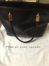 Marc By Marc Jacobs Ligero Tote Women Black Tote Pre Owned