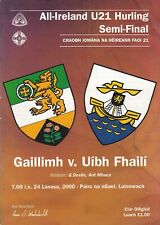 2000 All Ireland U-21 Hurling Semi-Final Offaly v Galway